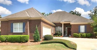Montgomery Single Family Home For Sale: 8731 Old Marsh Way