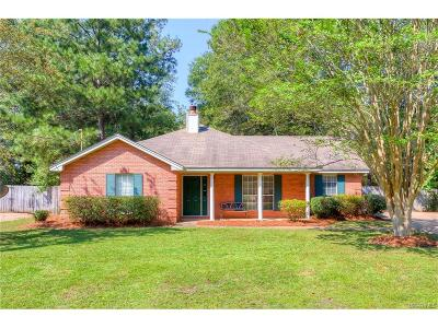 Pike Road Single Family Home For Sale: 525 Saddlewood Drive