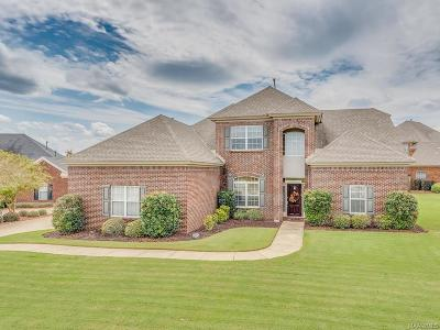 Montgomery Single Family Home For Sale: 9200 Albury Court
