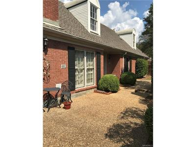 Montgomery Condo/Townhouse For Sale: 2943 Jamestown Court