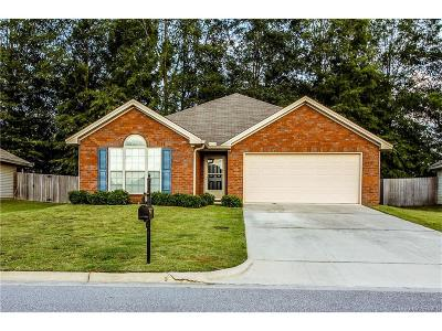 Wetumpka Single Family Home For Sale: 142 King Cotton Lane