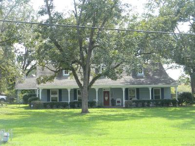 Millbrook Single Family Home For Sale: 4460 Chapman Road