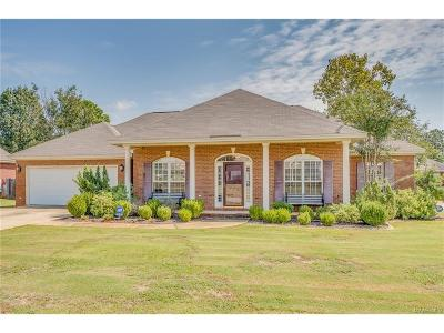Prattville Single Family Home For Sale: 624 Prairieview Drive