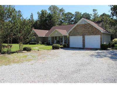 Single Family Home For Sale: 5968 Meriwether Trail