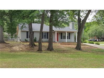 Millbrook Single Family Home For Sale: 4750 Summit Circle