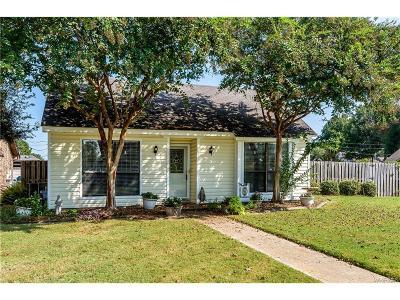 Montgomery Single Family Home For Sale: 3849 Cedar Avenue