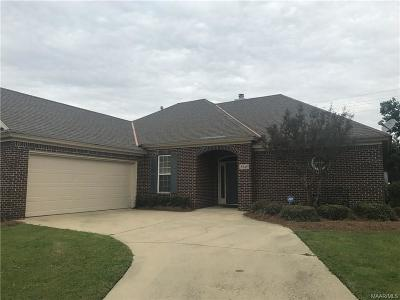 Montgomery Single Family Home For Sale: 8349 Grayson Grove