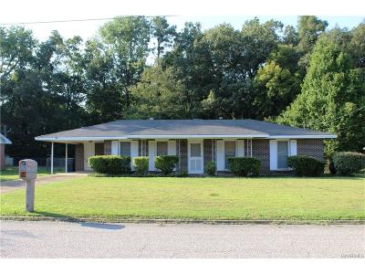 Wetumpka Single Family Home For Sale: 215 Ross Road