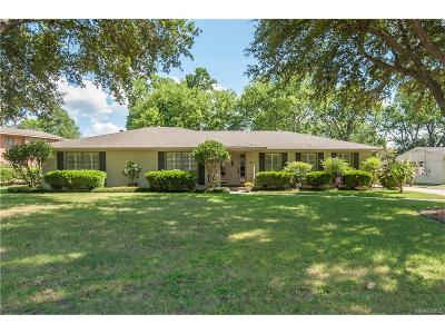 Montgomery Single Family Home For Sale: 3632 Lansdowne Drive