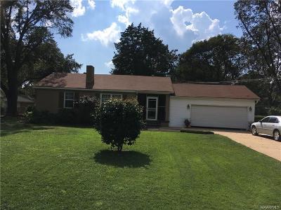 Montgomery AL Single Family Home For Sale: $87,400