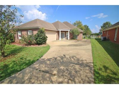 Montgomery Single Family Home For Sale: 9413 Broadleaf Drive