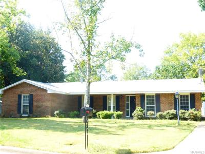 Montgomery Single Family Home For Sale: 3242 Fernway Drive
