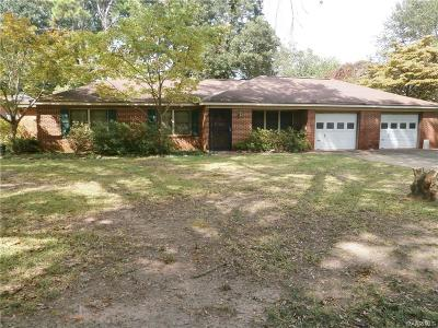 Montgomery Single Family Home For Sale: 1003 Parkwood Drive