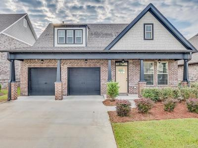 Montgomery AL Single Family Home For Sale: $259,900