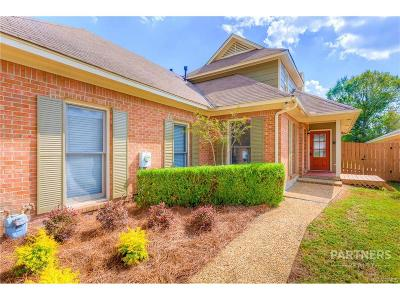Montgomery AL Single Family Home For Sale: $169,900