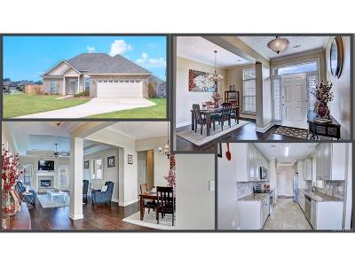Pike Road Single Family Home For Sale: 9610 Stockwell Drive