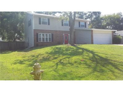 Millbrook Single Family Home For Sale: 178 Cotton Blossom Road