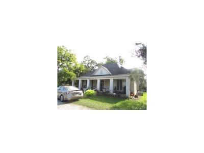 Montgomery AL Single Family Home For Sale: $70,000