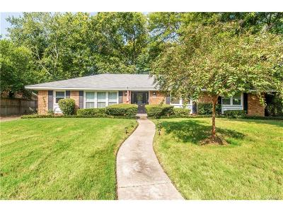 Montgomery Single Family Home For Sale: 2610 Gladlane Drive