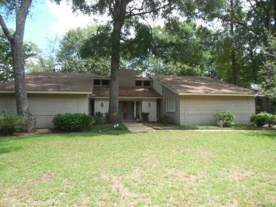 Montgomery AL Single Family Home For Sale: $225,000