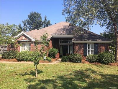 Montgomery Single Family Home For Sale: 7304 Glencoe Court