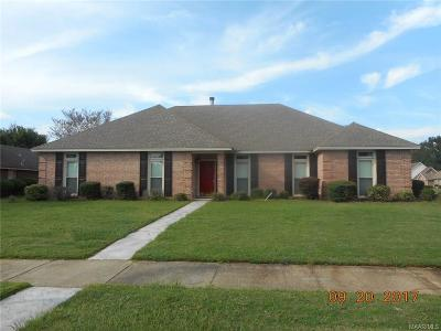 Montgomery Single Family Home For Sale: 7349 Lakeside Court