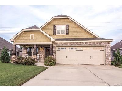 Prattville Single Family Home For Sale: 1774 Benson Street