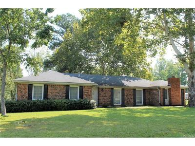 Millbrook Single Family Home For Sale: 5460 Elm Street