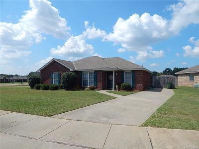 Montgomery Single Family Home For Sale: 7145 Eastern Shore Road