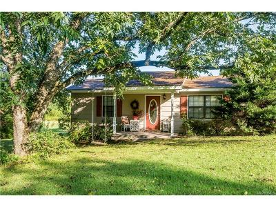Wetumpka Single Family Home For Sale: 74585 Tallassee Highway
