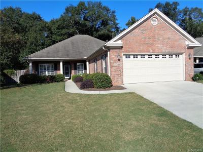 Prattville Single Family Home For Sale: 741 Kingsley Drive