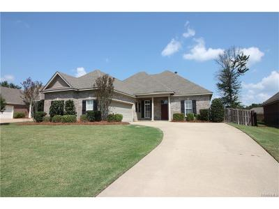 Pike Road Single Family Home For Sale: 9789 Lochfield Drive