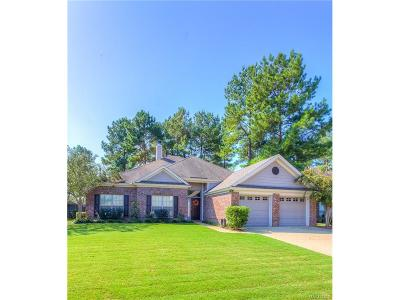Pike Road Single Family Home For Sale: 9037 Black Cherry Trail