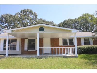 Prattville Single Family Home For Sale: 708 Stonewall Drive