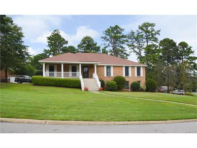 Montgomery Single Family Home For Sale: 4441 Blackwood Drive
