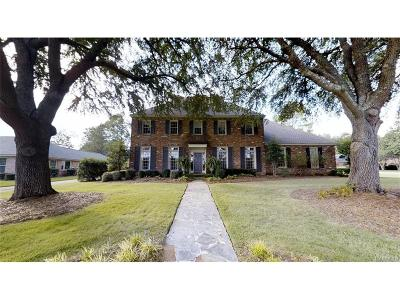 Montgomery Single Family Home For Sale: 2771 Fernway Drive