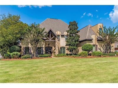 Montgomery Single Family Home For Sale: 6233 Monticello Cove