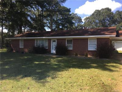 Millbrook Single Family Home For Sale: 3781 Linda Ann Drive