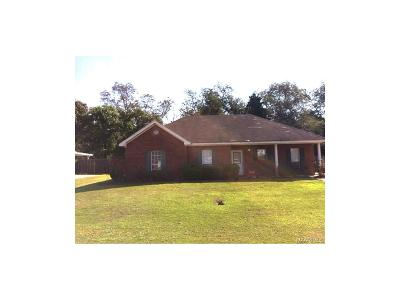 Millbrook Single Family Home For Sale: 117 Lilly Pad Circle