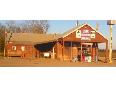Deatsville AL Commercial For Sale: $85,000