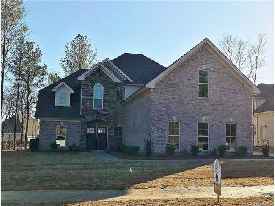 Montgomery Single Family Home For Sale: 8924 Register Ridge