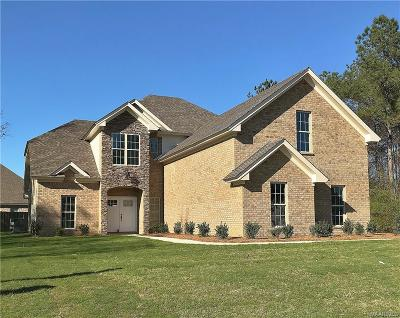 Montgomery Single Family Home For Sale: 8925 Register Ridge