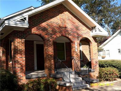 Montgomery AL Single Family Home For Sale: $149,500