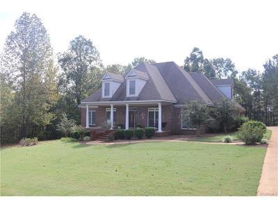 Prattville Single Family Home For Sale: 1091 Copper Ridge Road