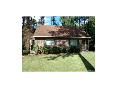 Montgomery Single Family Home For Sale: 143 W Rosemary Road