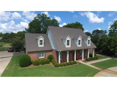 Montgomery Single Family Home For Sale: 8030 Lakeridge Dr. Drive