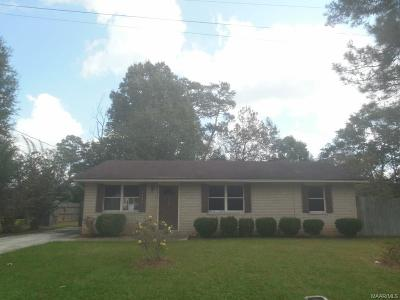 Millbrook Single Family Home For Sale: 2140 Cherrywood Drive