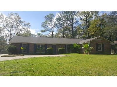 Montgomery Single Family Home For Sale: 3348 Albans Lane