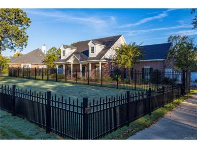 Millbrook Single Family Home For Sale: 4411 Chapman Road