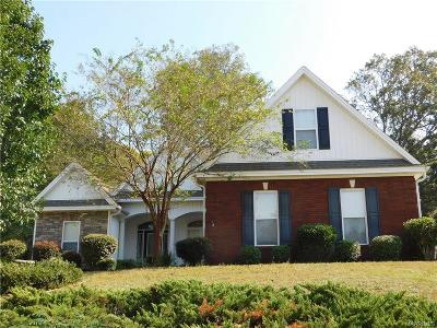 Millbrook Single Family Home For Sale: 38 Cobb Trace